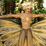 Ein wahres Meisterwerk der Goldschmiedetechnik aus Paraguay