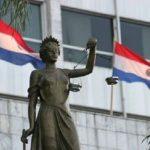 Justizpalast wegen Bombendrohung geräumt