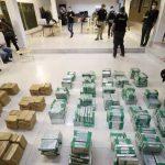 Chaco: Drei Verhaftungen nach großem Kokain Fund