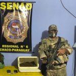 Chaco: Dealerin verhaftet und Drogen konfisziert