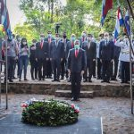 """Präsident ehrt Gefallene in einem """"ungerechten Krieg"""""""