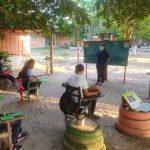 Unterricht in freier Natur