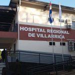 Villarrica verschärft die Kontrollen aufgrund eines Gesundheitsnotfalls