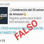 Falsche Geschenke von Amazon