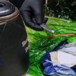 Drogenspürhund Asterix entdeckt Kokain in Wasserkochern