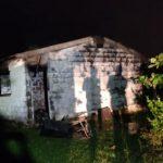 2 Menschen kommen bei Brand im Schlaf ums Leben