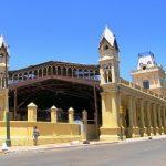 Eine Eisenbahngesellschaft ohne Zugbetrieb und von Museumsräubern geplagt
