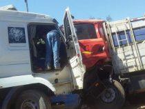 Chaco: Der Staub als Ursache für einen tödlichen Crash