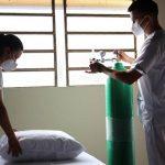 Trotz der Pandemie sind landesweit rund 2.000 Krankenschwestern/-pfleger arbeitslos
