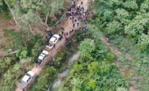 Zwei Polizisten im Naturreservat angeschossen
