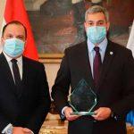 Regierung erhält Auszeichnung für hervorragende Sozialpolitik