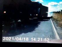 Transchaco-Route: Mit kühnem Ausweichmanöver eine Tragödie verhindert