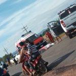 Mbocayaty: Unfallverursacher auf der Flucht