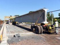 Konsortium investiert rund 1 Million USD für den Bau der Chaco'i-Brücke
