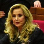 Mirta Gusinky legte ihr Amt als Senatorin nieder
