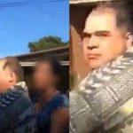 Gewalttätiger Mann endlich verhaftet