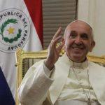 """Papst Franziskus: """"Hilfe"""" der Jungfrau von Caacupé soll Paraguay den """"Geist der Wahrheit bringen"""""""