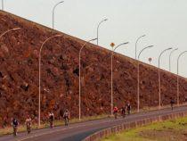 Radtour durch das Wasserkraftwerk Itaipú aktiviert