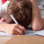 Schüler leiden unter Stress