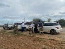 Chaco: Drei Männer mit Marihuana verhaftet