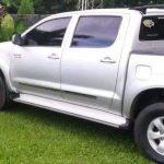 Mennonit überfallen und Fahrzeug geraubt