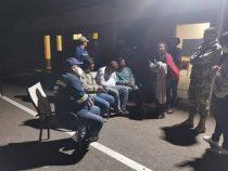 3 Personen gerettet, die auf der Jagd im Chaco versmisst waren