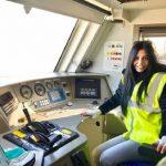 Ein Traum wurde wahr: Die erste Paraguayerin als Zugführerin in Spanien