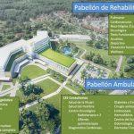 Bau eines medizinischen Zentrums schreitet zügig voran