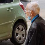 72-Jährigen einfach auf die Straße gesetzt