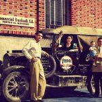 Ein Paraguayer gibt niemals auf, drei schon gar nicht