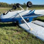 Bruchlandung am Flughafen Silvio Pettirossi: Pilot verletzt