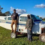 Ein Flugzeug-Auto sorgt für Furore