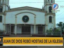 Sogar die Hostien werden schon aus der Kirche gestohlen