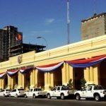 Stadtverwaltung fordert Polizei auf Straße zu räumen