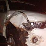 Schwerer Unfall mit Geländewagen des Bürgermeisters