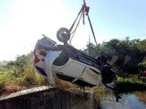 Schwerer Unfall nahe Paraguarí: Drei Menschen sterben