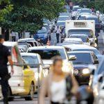 Rund 600.000 Fahrzeuge fahren täglich in die Hauptstadt