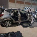 Schrecklicher Verdacht: Kriegswaffen in aus Chile importierten Auto gefunden
