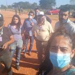 Humanitäre Mission wegen Gesetzesverstoß ausgewiesen