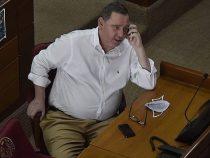 Zacarías Irún soll aus ANR ausgeschlossen werden, weil er Quintana als Drogenschmuggler beschuldigt