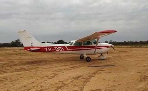 Chaco: Flugzeugdiebe in Loma Plata unterwegs
