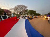 Bewohner Neuland's fordern, dass die ANR die Wahlergebnisse von Boquerón respektiert